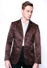 ราคา เสื้อสูทลำลอง B B Menswear Fashion Chocolate Brown ออนไลน์ ไทย