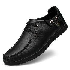 ขาย ซื้อ รองเท้าหนังวัวแท้รองเท้าหนังวัวหนังรองเท้าลำลองรองเท้าธุรกิจรองเท้าทำงานรองเท้าใส่รองเท้า ใน จีน