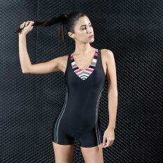 ราคา Europe And United States New Fashion Ladies Swimsuit Black Intl Unbranded Generic เป็นต้นฉบับ