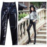 ราคา European And American Pu Leather Leggings Fashion ใน นครปฐม