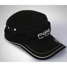 ซื้อ Exceed หมวกกอล์ฟ Pgm Black Colour สามารถทำเป็นหมวกเปิดได้ Mz011 ออนไลน์ ถูก