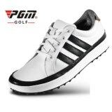 ราคา Exceed รองเท้ากอล์ฟ Pgm Golf Men Shoes Xz026 White Black Colour Size Eu 39 Eu 44 สีขาวแถบดำ Pgm กรุงเทพมหานคร
