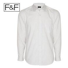 F F เสื้อเชิ๊ตแขนยาวสีขาว Mffw1Bk09W สีขาว กรุงเทพมหานคร