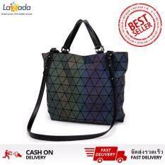 ทบทวน ที่สุด Fantasy 2017 New Fashion Black Diamond Bag กระเป๋าแฟชั่น เปลี่ยนสียามค่ำคืน