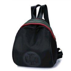 ซื้อ กระเป๋าเป้สะพายหลัง กระเป๋าสะพายหลังผู้หญิง Fashion Backpack สีดำ ออนไลน์ ถูก