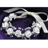 ขาย Fashion Crystal Rhinestone Wedding Frontlet Bridal Hair Accesory ออนไลน์ ใน จีน