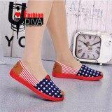 โปรโมชั่น Fashion Diva รองเท้าผ้าใบลำลอง ลายน่ารักสดใส คุณภาพดี ราคาเบาๆ ใน กรุงเทพมหานคร
