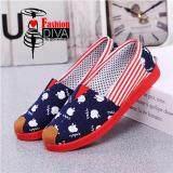 ราคา Fashion Diva รองเท้าผ้าใบลำลอง ลายน่ารักสดใส คุณภาพดี ราคาเบาๆ