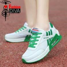 ขาย Fashion Diva รองเท้ากีฬา Sport Fashion Running Shoes นุ่ม เบาสบาย สไตล์เกาหลี Diva เป็นต้นฉบับ