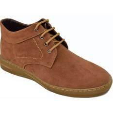 ซื้อ Fashion รองเท้าหนังผู้ชายหุ้มข้อ รุ่น Mm931 Yellow ออนไลน์ ถูก