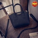 ซื้อ Fashion กระเป๋าถือ พร้อมสายสะพาย กระเป๋าสะพาย แบบมีหูหิ้ว รุ่น No 02234 สีดำ ถูก ใน กรุงเทพมหานคร