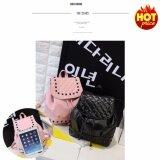 ราคา Fashion กระเป๋าสะพายข้าง กระเป๋าเป้ผ้าไนลอน รุ่น No 02255 Black ออนไลน์