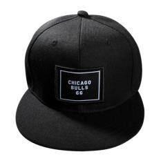 ขาย แฟชั่นหมวกเบสบอล Snapback ปรับได้สำหรับบุรุษสีดำ Vakind เป็นต้นฉบับ