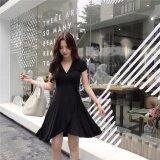 โปรโมชั่น Fashionstory ชุดเดรสกิมะโน รุ่น 1034 สีดำ ใน กรุงเทพมหานคร