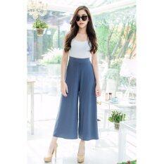 ซื้อ Fashionstory กางเกงทรงกระโปรง รุ่น 410 สีเทา ใหม่ล่าสุด