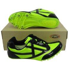 โปรโมชั่น รองเท้าวิ่งตะปูระยะใกล้ Fbt Speed เขียวดำ