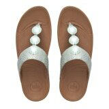 ขาย Fitflop รองเท้าแตะหญิง Petra สี 217 Lake Blue ใหม่