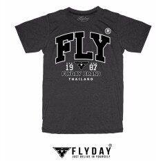 ขาย Flyday Fly สี เทาดำ Flyday เป็นต้นฉบับ