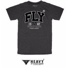 ขาย Flyday Heavy รุ่น Fly เสื้อยืดไซร์ใหญ่พิเศษ Xl 4Xl Flyday ถูก