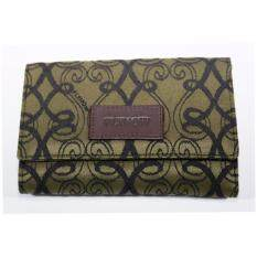Flynow The Leather กระเป๋าสตางค์ 12 01 00 52385 3 Col Brown ใน สมุทรปราการ