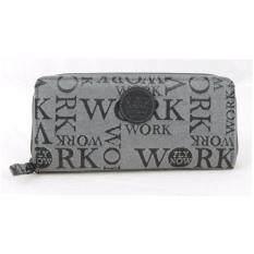 ขาย Flynow Work กระเป๋าสตางค์ รุ่น 12 08 00 50010 5 สี Grey ผู้ค้าส่ง