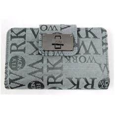 ราคา Flynow Work กระเป๋าสตางค์ รุ่น 12 08 00 50011 5 สี Grey ที่สุด