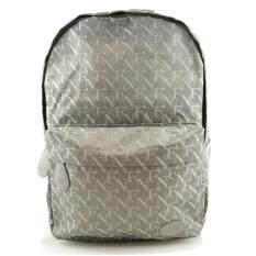 Fn Bag กระเป๋าเป้สะพายหลัง Backpack 12 08 00 30282 5Col Grey เป็นต้นฉบับ