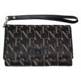 ราคา Fn Bag กระเป๋าสตางค์สำหรับผู้หญิง Wallet 12 08 00 50133 7 Col Black Flynow ออนไลน์