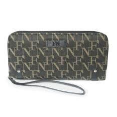 Fn Bag กระเป๋าสตางค์ Wallet 1208 50134 007 Col Black ใน สมุทรปราการ