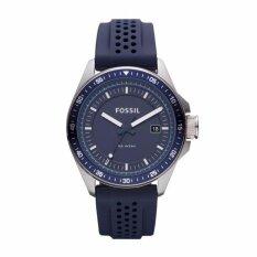 ราคา Fossil นาฬิกาข้อมือผู้ชาย สายเรซิ่น รุ่น Am4388 Blue เป็นต้นฉบับ Fossil
