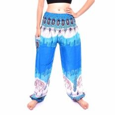 ขาย กางเกงเอวยืด ผ้านุ่มใส่สบาย Free Size ลายช้าง กรุงเทพมหานคร ถูก