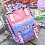 ราคา Ftshop กระเป๋าเป้สะพายหลัง กระเป๋าแฟชั่น กระเป๋าใบใหญ่ กระเป๋าเดินทาง กระเป๋าสะพายหลัง กระเป๋าเป้เท่ๆ รุ่น 110Cสีม่วง ชมพู Ftshop สมุทรปราการ