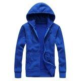 ขาย ซื้อ G2G เสื้อแจ็คเก็ตกันหนาวมีฮู๊ด ไซส์ Xl สำหรับใส่ในฤดูหนาว กันลมและอากาศ สีน้ำเงิน จำนวน 1 ชิ้น