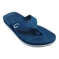 ขาย Gambol แกมโบล รองเท้าแตะ นุ่ม รุ่น Gm11267 สีกรม Gambol