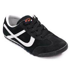 ซื้อ Gambol รองเท้าผ้าใบ รุ่น Gb86155 สีดำขาว Gambol ออนไลน์