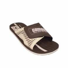 ซื้อ Gambol แกมโบล รองเท้าแตะ รุ่น Gm13023 สีน้ำตาล ครีม กรุงเทพมหานคร