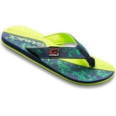 ซื้อ Gambol รองเท้าแตะ รุ่น Gw11268 สีเขียว Gambol เป็นต้นฉบับ