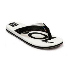 Gambol รองเท้าแตะ รุ่น Gm11302 สีดำขาว ถูก