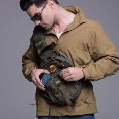 ขาย ซื้อ Gear Slinger Black กระเป๋าสะพายพาดลำตัว พาดไหล่ สะพายไหล่และกระเป๋าสะพายข้าง กระเป๋าคาดอก กระเป๋าเป้สำหรับเดินป่า