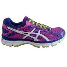 ราคา Asics Women Running Shoes รองเท้าวิ่งผู้หญิง Gel Excite 3 Pink Glow White Blueberry Women ใหม่ล่าสุด