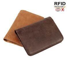 ขาย กระเป๋าหนังวัวแท้ Rfid ป้องกันการโจรกรรมกระเป๋าเดินทางความปลอดภัย กาแฟ สนามบินนานาชาติ Unbranded Generic เป็นต้นฉบับ