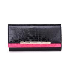 ซื้อ Genuine Wallet Chain Evening Bag Ladies Clutch Bag Rose Red Intl Unbranded Generic ถูก