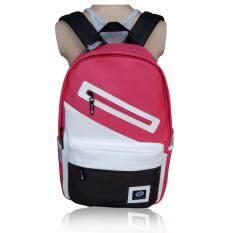ทบทวน ที่สุด Get1020 กระเป๋าเป้ กระเป๋าสะพาย แฟชั่น A070Lacos บานเย็น