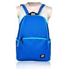 Get1020 กระเป๋าเป้ กระเป๋าสะพาย แฟชั่น Vp7671Lacos สีกรม ใน กรุงเทพมหานคร