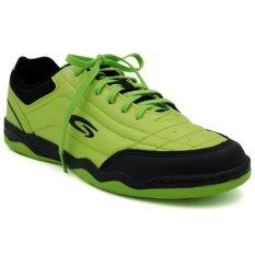 โปรโมชั่น Giga รองเท้ากีฬาฟุตซอล รุ่น Fg401 สีเขียว ใน กรุงเทพมหานคร