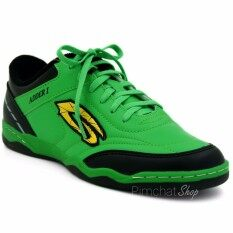 ขาย Giga รองเท้ากีฬาฟุตซอล รุ่น Fg406 สีเขียว เป็นต้นฉบับ