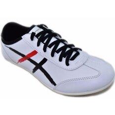 ขาย Giga รองเท้าผ้าใบผู้หญิง Giga รุ่นGa17 สีขาว Giga ผู้ค้าส่ง