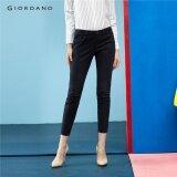 ซื้อ Giordano ผู้หญิงกางเกงลำลอง 05427207 ดำ นานาชาติ จีน