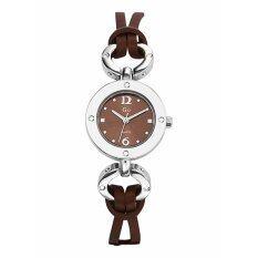 Go G*rl นาฬิกาข้อมือผู้หญิง รุ่น 21510696963 สีน้ำตาล ไทย