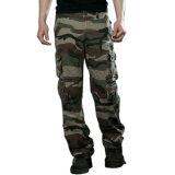Gracefulvara เย็นสบายลายพรางทหารบกบุรุษแฟชั่นกางเกงทำงานกางเกงมีกระเป๋ากางเกงกางเกงทหารรบ เป็นต้นฉบับ